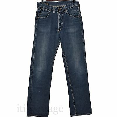 Vintage 1950's Lee Riders 101 Union Made Sanforized Denim Jeans 30x32 (actual)