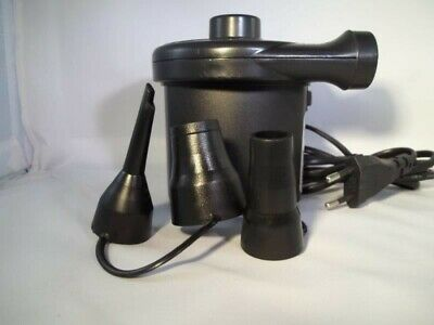 Electric Air pump for Air mattresses, Inflatable boats etc