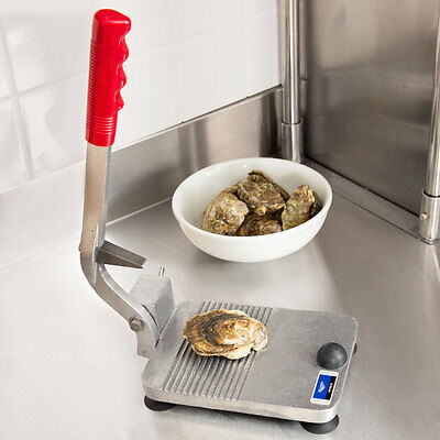 Vollrath 1853 Redco Oyster King Stainless Steel Specialty Oyster Shucker *
