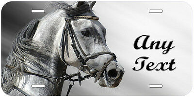 Horse Aluminum Any Name Personalized Auto Novelty License Plate P02