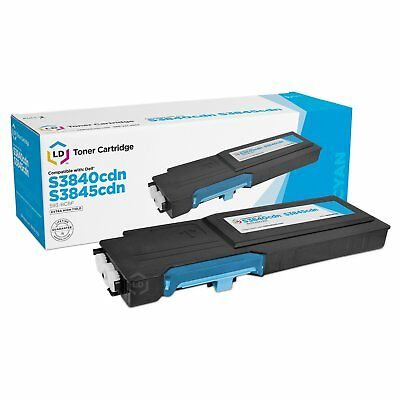 LD 4 DELL HY Remanufactured 3130cn toners 1(Bk,C,M,Y