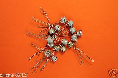 MP40 = EFT306 EFT307  Germanium transistor 15V  USSR  Lot of 25 pcs