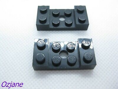 *NEW* 8 Pieces Lego RED MUD GUARD 2x4 WITH ARCH STUDDED WITH HOLE 60212