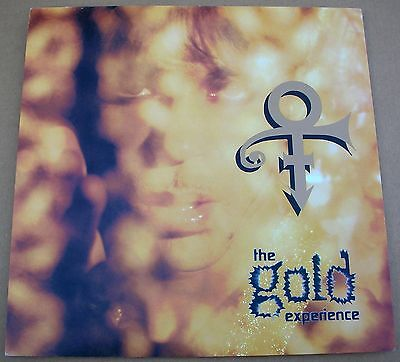 PRINCE Gold Experience 1 Sided Promo 12x12 Poster Flat 1995 Mint-