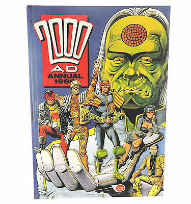 2000 AD Annual 1990  Vintage Collectable