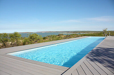 New 8m Fibreglass Pools DIY - Pool only Price - Delivery Aust Wide