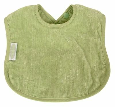 Silly Billyz Organic Plain Bib - Sage Free Shipping!