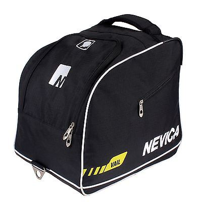 Nevica Black White Vail Boot Bag       Helmet Bag Moto BMX Brand New
