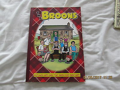 The  Broons   Annual  2007 Very Good  Condition