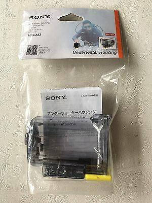 Sony Underwater Housing MPK-AS3 NEW SEALED