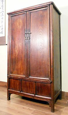 """Antique Chinese Ming """"MianTiao"""" Cabinet (5130), Circa 1800-1849"""
