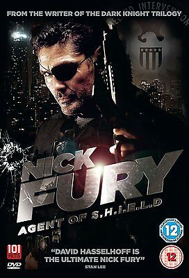 Nick Fury: Agent of S.H.I.E.L.D DVD R2 UK