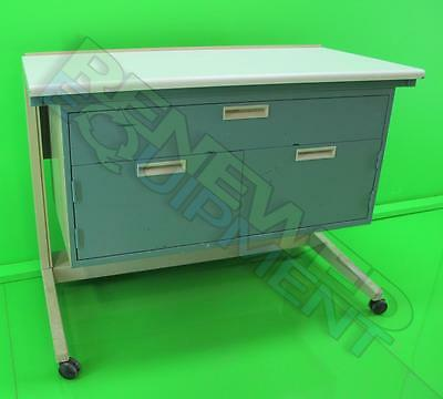 Mobile Work Lab  Bench Cabinet #3