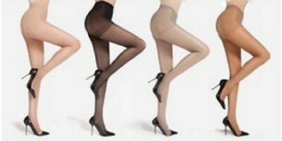 12 Ladies Ultra Sheer Pantyhose Stockings Women One & Queen Size Tights Hosiery