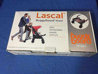 Lascal Buggyboard Maxi Ride-On Stroller Board Multi-Color 2630 New FREE SHIPPING