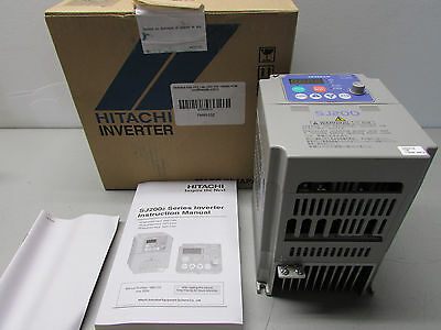 Hitachi SJ200-040HFU2 Inverter 5HP