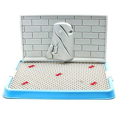 Latest Pet Toilet Puppy Dog Urinal Potty Holder Training Tray Trainer Pet Supply