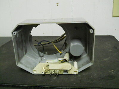 OEM Nilfisk-Advance-Clarke Vacuum Part: 56704215 Inner Vacuum Motor Housing