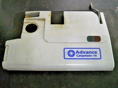 OEM Nilfisk-Advance-Clarke Vacuum Part: 56704229 Electric Brush Cover, 14""