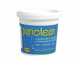 Puriclean 400g Water Purification Treatment Caravan Water System Cleaner
