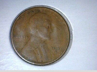 1939-S, 1940-S, 1941  Lincoln Wheat Cent 3 coin lot