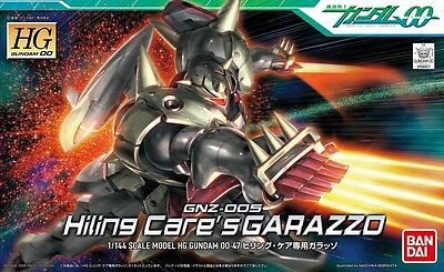 BANDAI 599278 HG 1/144 GUNDAM OO GNZ-005 Hiling Care`s Garazzo from Japan