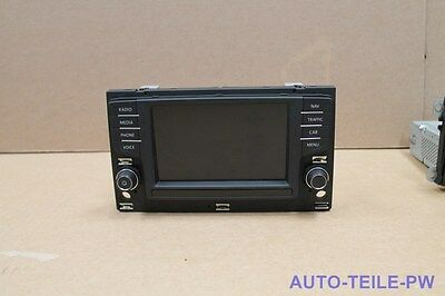 Vw Discover Media Anzeige Display 3G0035605 D -