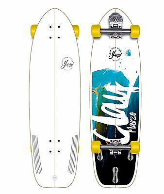 YOW Clay Marzo 34.5″ Skateboard Surfskate Carver