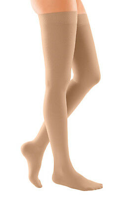 medi duomed thigh support stockings varicose vein circulation compression sock