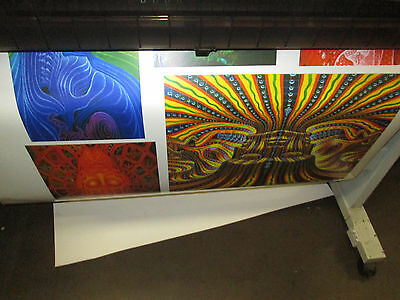 "Hydrographic Film Dipping Hydro  Transfer 100m + inks + printer 24"" Epson"