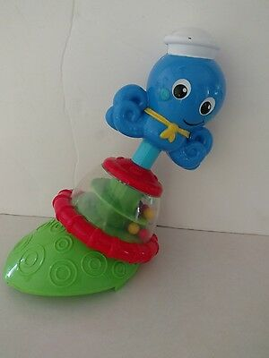 BABY EINSTEIN EXERSAUCER Neptune Activity Center REPLACEMENT PART OCTOPUS