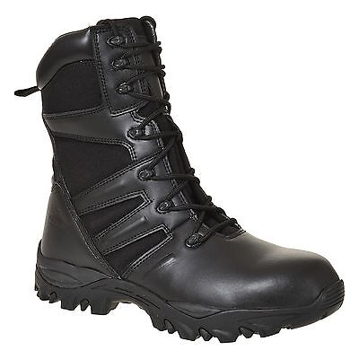 Mens High Leg Water Resistant Steelite Task Force Safety Boots Portwest FW65