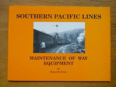 Southern Pacific Lines, Maintenance-of-Way Equipment