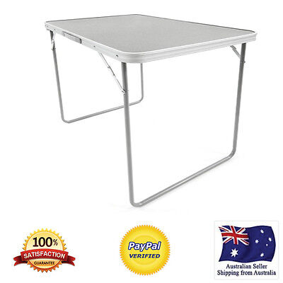 Folding Camping Table Outdoor Fold Up Table Hiking Picnic Folding Beach