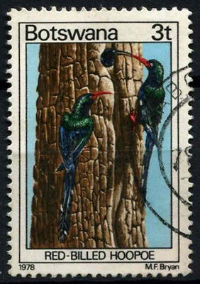 Botswana 1978 SG#413, 3t Birds Definitive Used #D48943