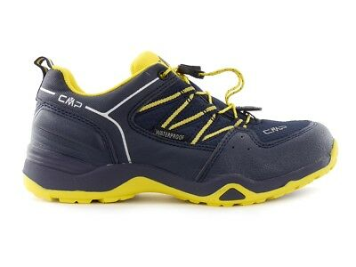 CMP Hiking shoes Hiking shoe blau Hiking Kids Sirius Low Drawstring