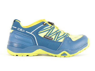 CMP Hiking shoes Hiking shoe Hiking Kids Sirius Low blau Drawstring