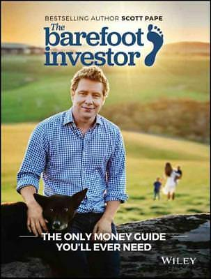 The Barefoot Investor - Pape, Scott - New Paperback Book