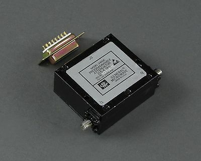 General Microwave 3460C Programmable Attenuator - 0.5-4GHz, SMA Female