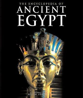 The Encyclopedia Of Ancient Egypt - Studwick, Helen (Edt) - New Paperback Book