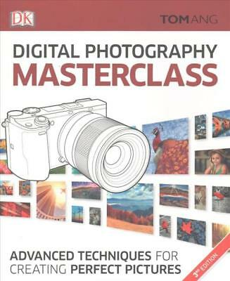 Digital Photography Masterclass - Ang, Tom - New Paperback Book