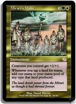 Eveil du Mirari - Mirari's Wake - Jugement -NM - Magic mtg -