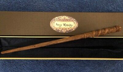 "Percy Weasley Wand 14"", Harry Potter, Ollivander's, Noble, Wizarding World"