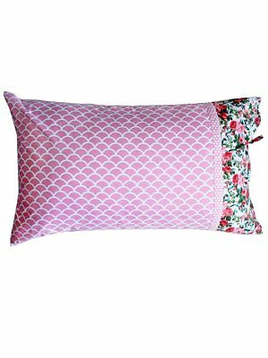 Pink Sunshine Pillowcase