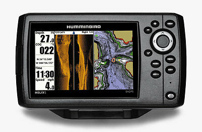 Humminbird HELIX 5 SI with Navionics Card - CLEARANCE SPECIAL