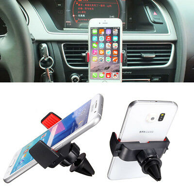 360° Universal Car Auto Air Vent Holder Mount Stand For iPhone 8 7 6S 6 / Plus