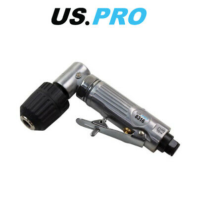 "US PRO 3/8"" Air Angle Drill keyless Chuck 8214"