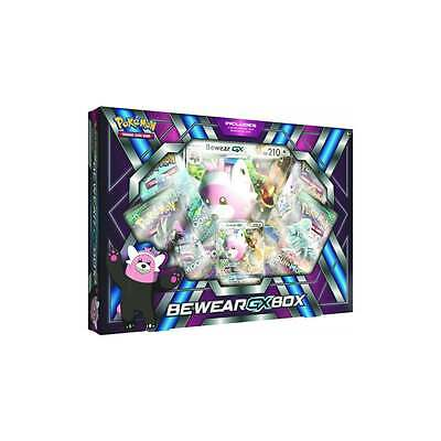 Pokemon TCG: Bewear GX Box (Booster Packs / Promo Cards)
