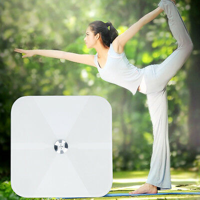 Smart Wifi Bluetooth Body Fat Weight Scale Digital BMI Support IOS Android