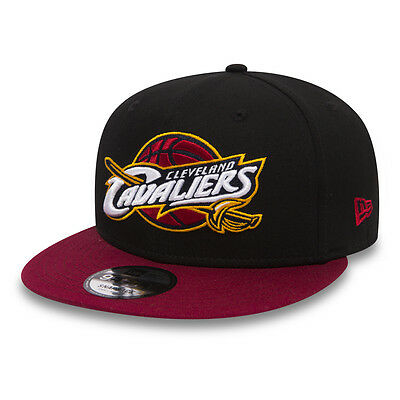 Cleveland Cavaliers NBA Basketball New Era 9fifty SNAPBACK Cap Kappe Size S / M